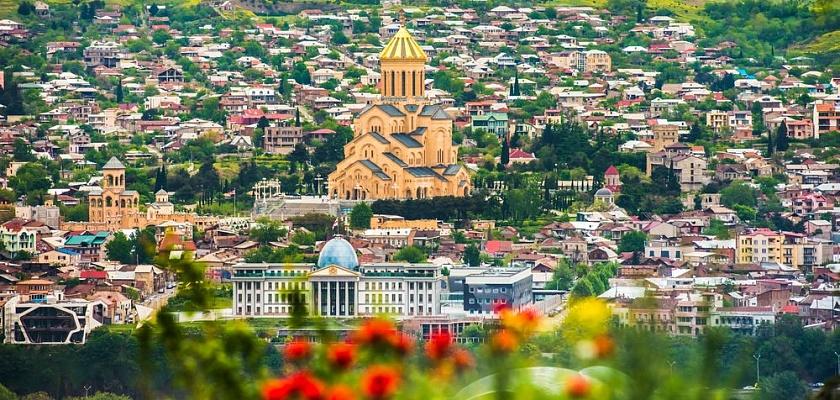Путешествие на машине в грузию и армению